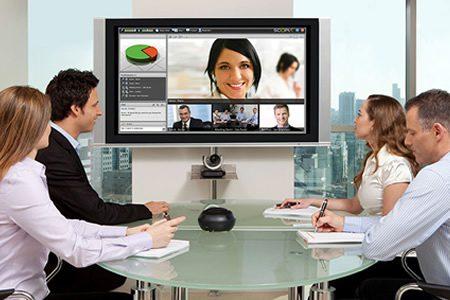 Videoconferência - Sala de reunião online gratuita.